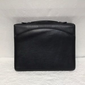 Heritage Leather Portfolio binder